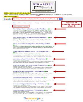 Google Front Page-Yakima #2