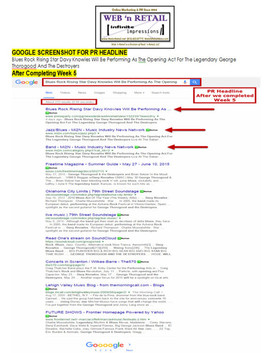 Front Page Google #3