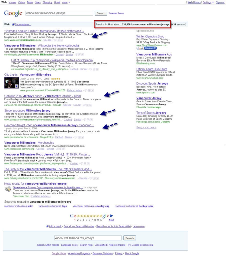 Google Top 10-VancouverMillionaires