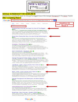 Front Page Google #4