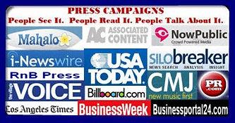 Viral Press Campaigns