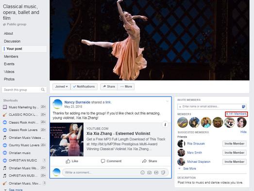 Xia Xia classical music, opera, ballet,