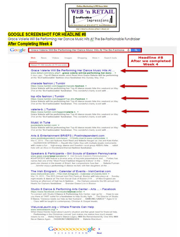 Google Front Page #5