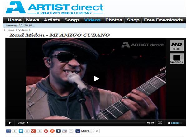 Artist Direct - Video Lifestyle