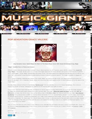 Music Giants