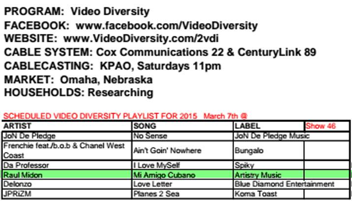 Video Diversity-Video Lifestyle
