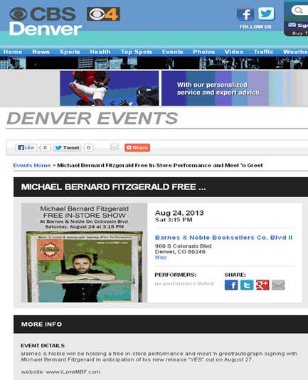 CBS-TV-Denver, Colorado
