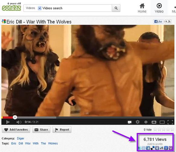 Video Blogging Example 1