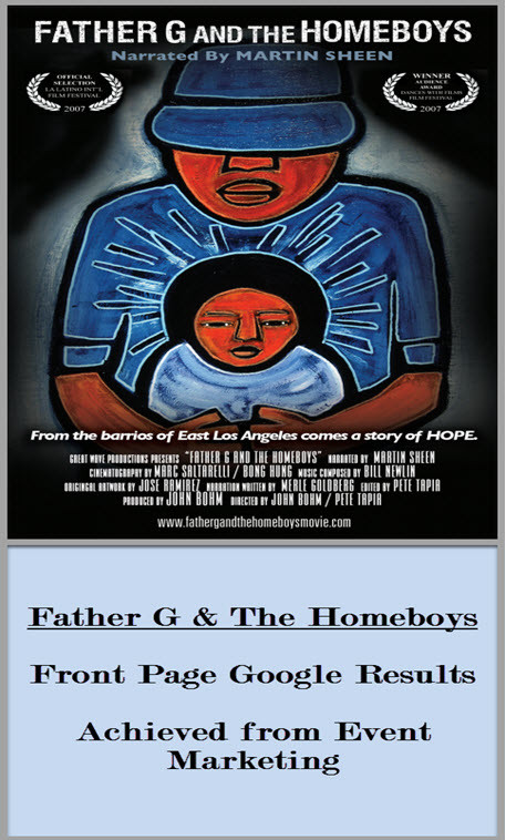 For Father G & The Homeboys