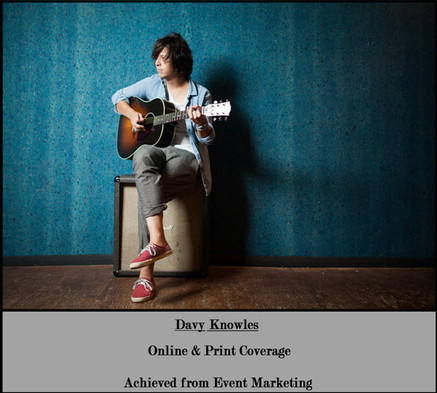 For Davy Knowles