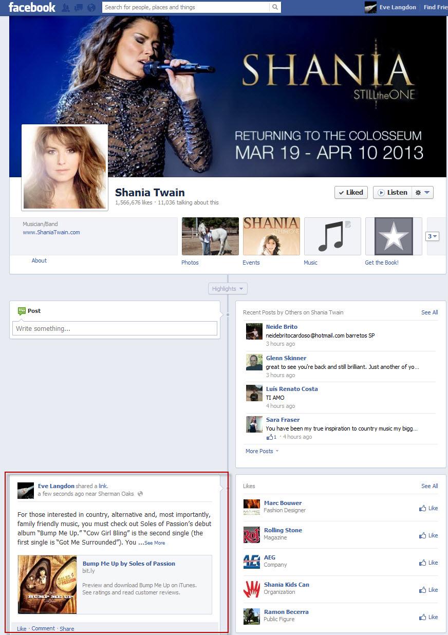 Tastemaker FB Post-ShainaTwain
