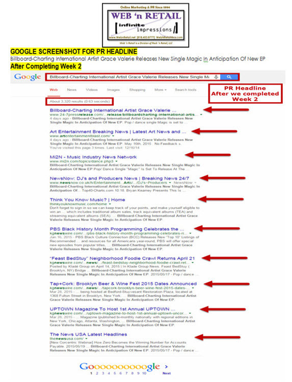 Google Front Page #3