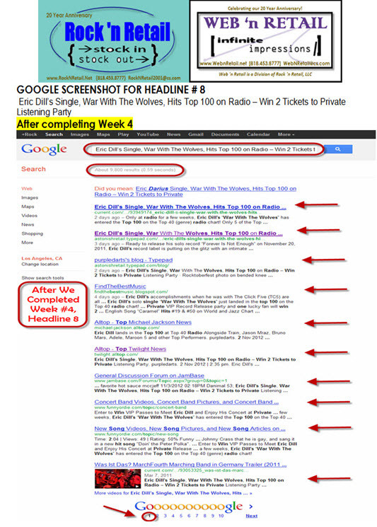Google Front Page#2