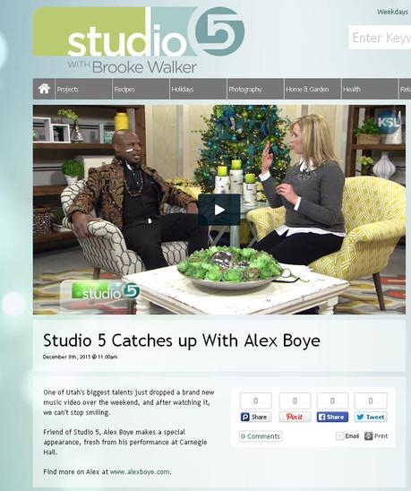 KSL-TV-Studio 5