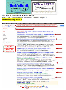 Google Front Page#1