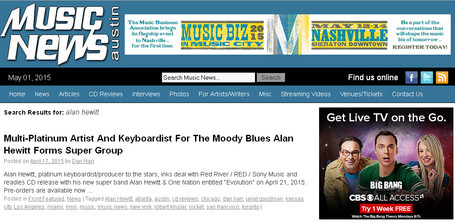 Austin Music News Feature