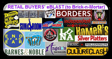 Retail Store Buyers' eBlast Campaign