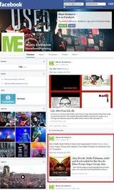 Music Existence's Facebook