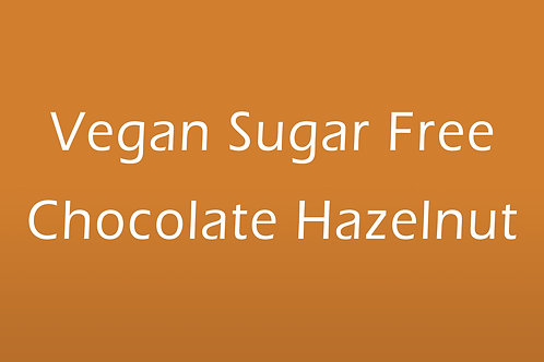 Vegan Chocolate Hazelnut (Sugar Free)