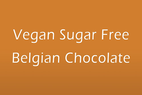 Vegan Belgian Chocolate (Sugar Free)