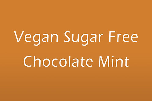 Vegan Chocolate Mint (Sugar Free)