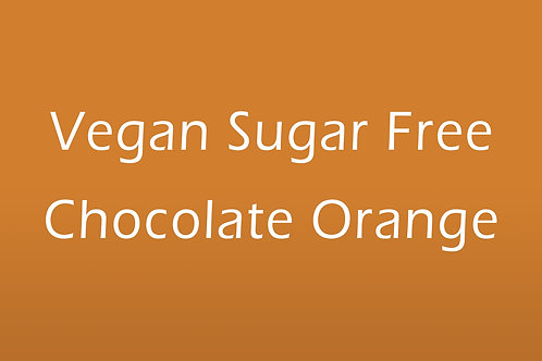 Vegan Chocolate Orange (Sugar Free)