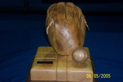 Ken's Ball Glove