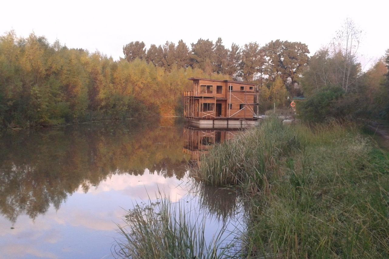 La 5ta casa flotante