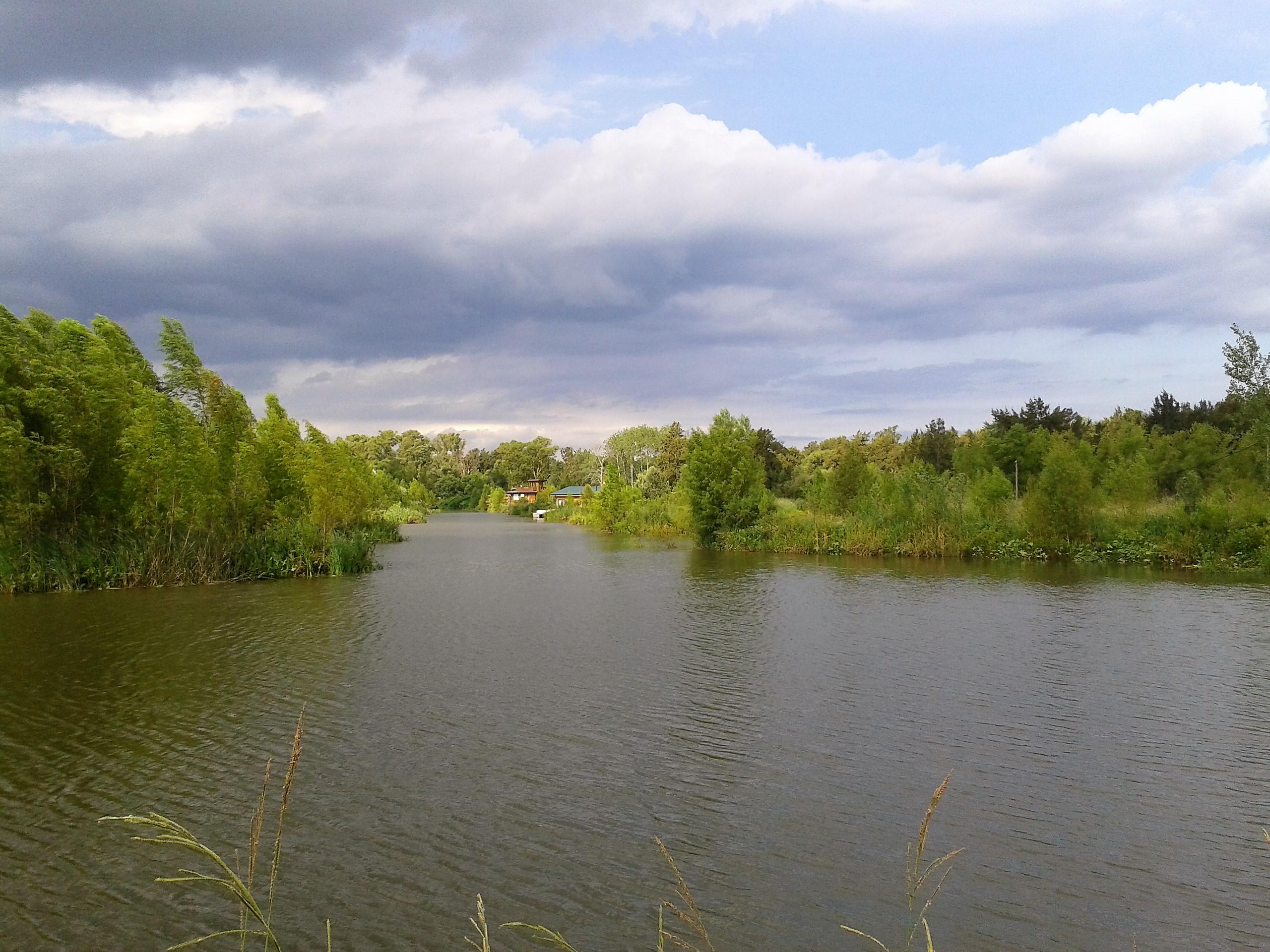 Vista del Canal hacia el NE