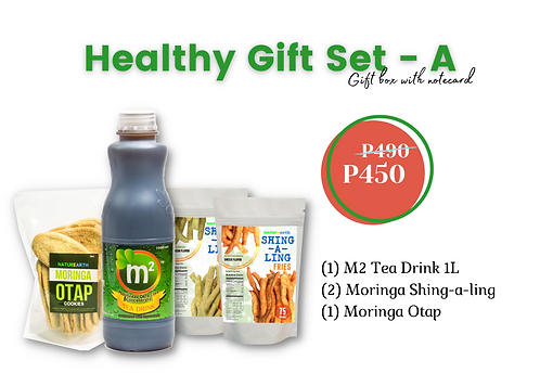 Healthy Gift Set A