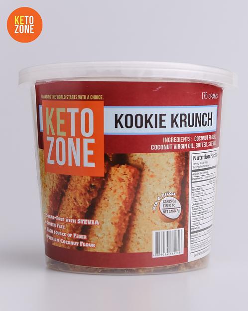 Kookie Krunch Canister