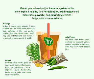 Boost your whole family's immune system