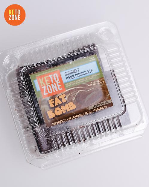 Fat Bomb Dark Chocolate