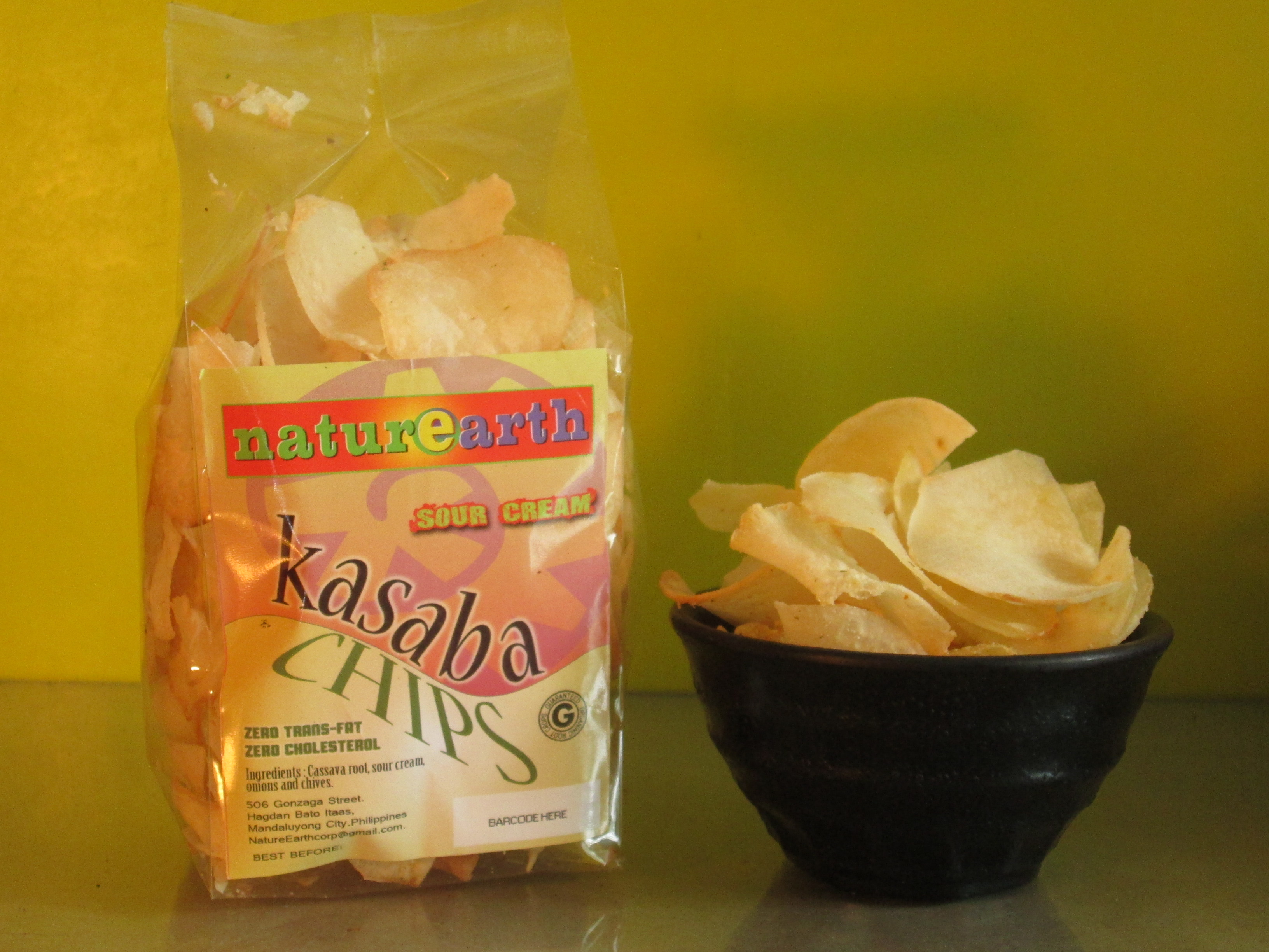 Kasaba Chips 75 grams P40.00