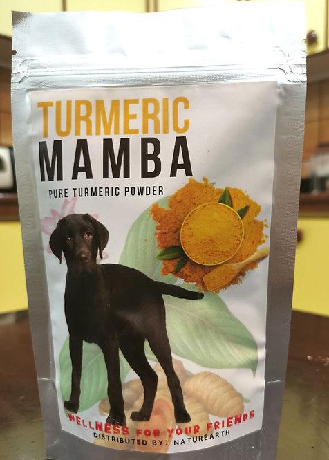 Turmeric Mamba 100% Pure Turmeric Powder