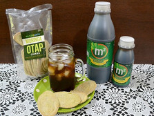 M2 Tea Drink (Malunggay, Okra, Luya Concentrate)A Refreshing and Yes, Delicious Vegetable Tea Drink