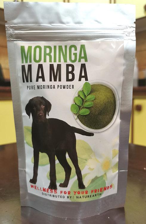 Moringa Mamba 100% Pure Moringa Powder