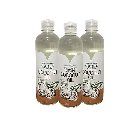 VCO Mamba  100% VCO Virgin Coconut Oil