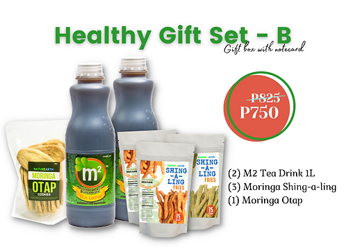 Healthy Gift Set B