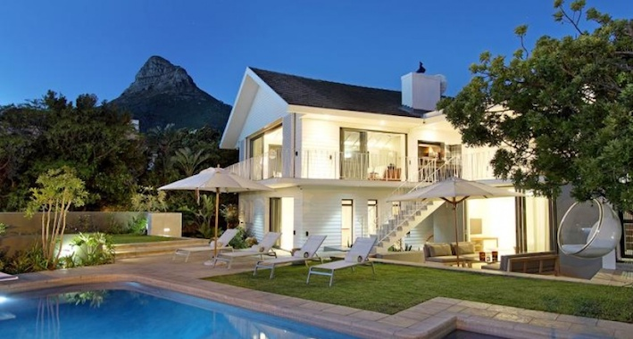 Camps Bay holiday home