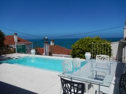 Pentrich Road - pool terrace