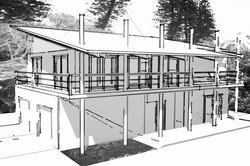 Gumtree Cottage ~ concept