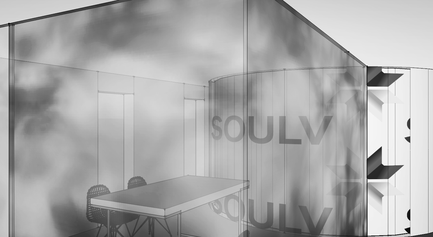 Soulv - office layout design