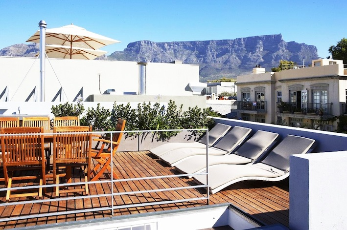 De Waterkant - roof deck