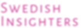 logo Swedish Insighters.png