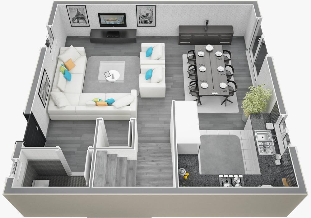 Créer son plan de maison avec Sweet Home 3D