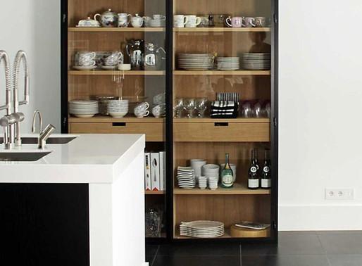 Ce qui se retrouve dans les plus belles cuisines de maison moderne