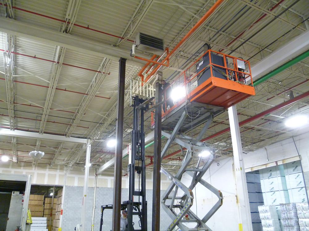 Surveillance de chantier | Ingénieur civil | Ingénieur en bâtiment | Ingénieur en structure | MTIC Ingénieur Conseil | Québec