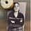 Thumbnail: White Iced donut magnet