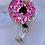 Thumbnail: Pink Sprinkle Donut Badge Reel